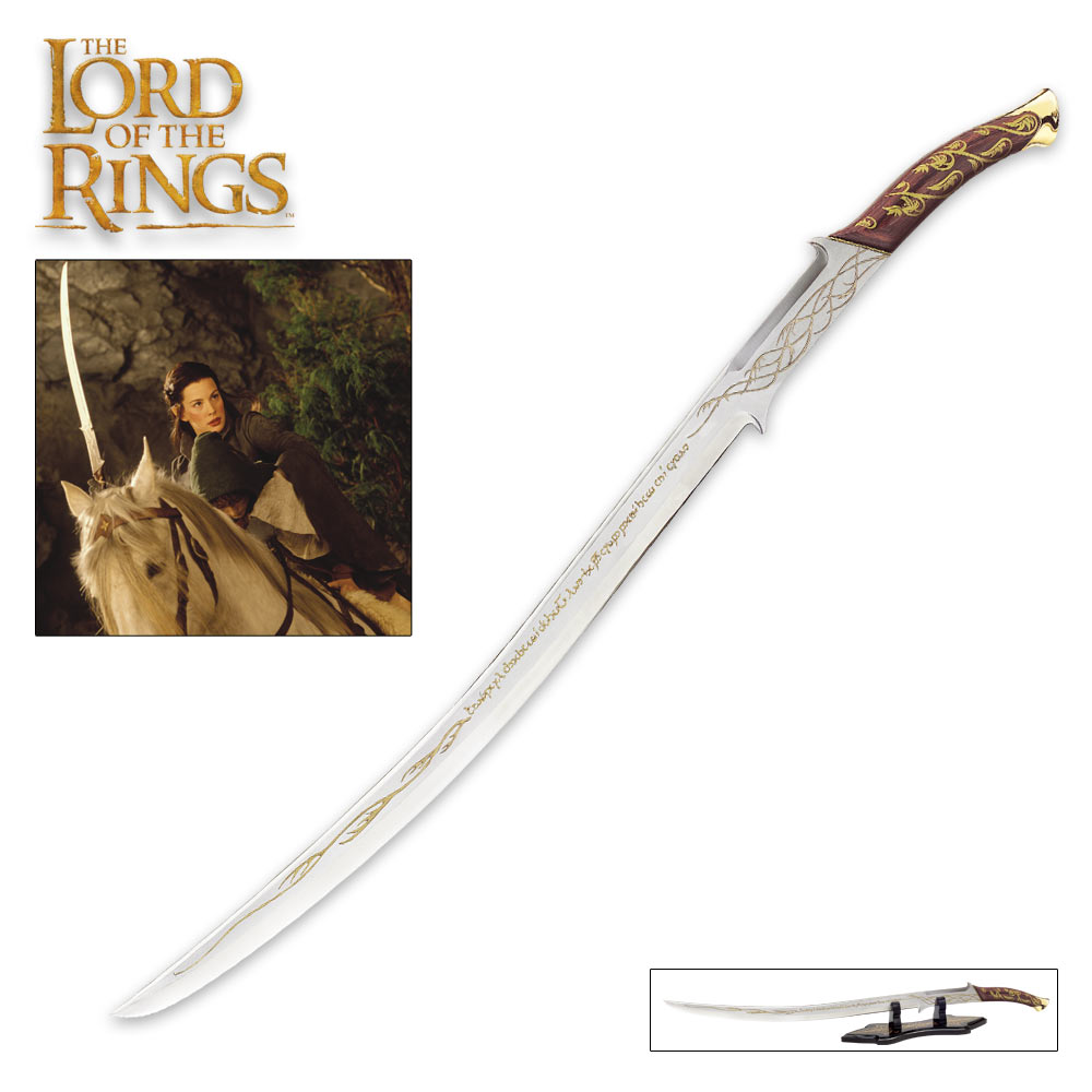 Hadhafang Sword of Arwen