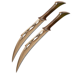 Fighting Knives of Tauriel (OUT OF STOCK)