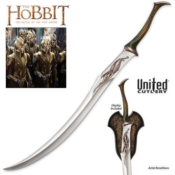 Elven Greatsword Lotr United cutlery swords - hobbit swords